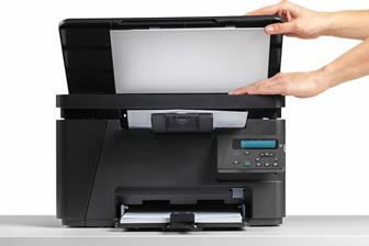 Scan paper documents